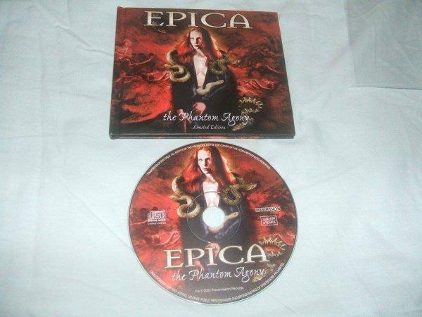 CD The Phantom Agony Edition Collector