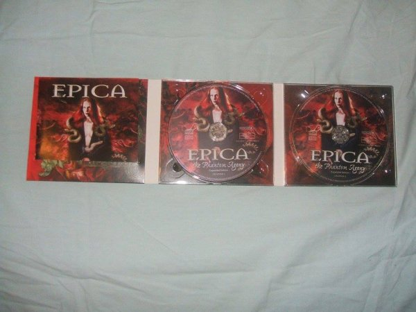 CD The Phantom Agony Extented Edition