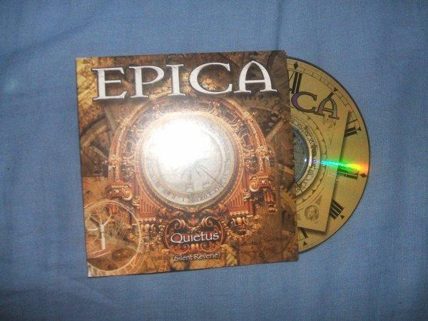 CD single Quietus