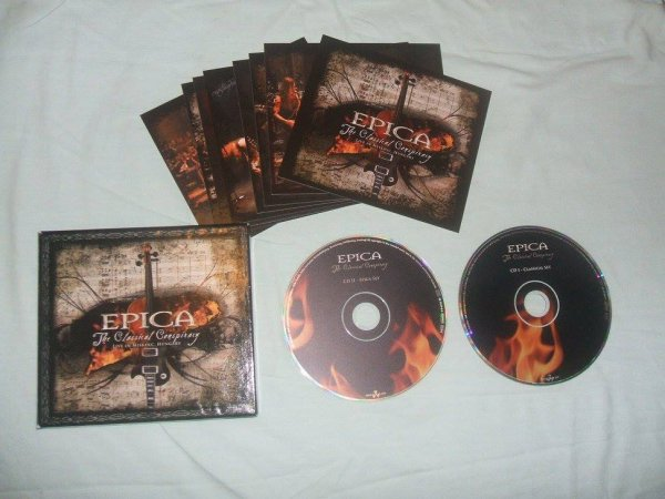 CD The Classical Conspiracy Edition collector