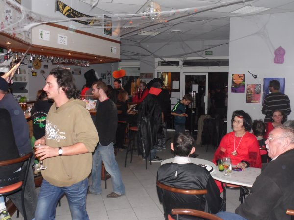 "SOIREE MIX HALLOWEEN AU "" NATIONAL  """