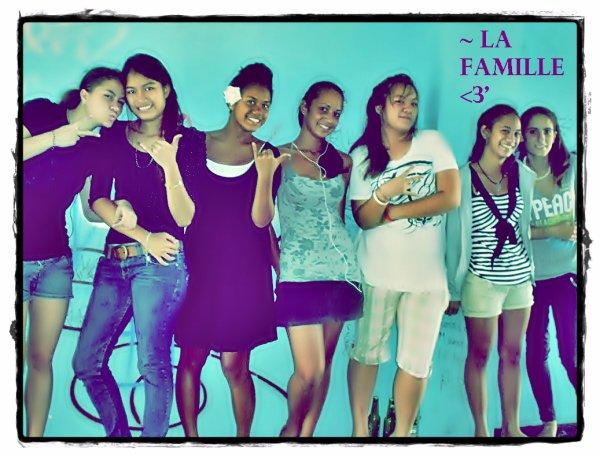 La Famille* ! :D