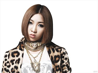 2NE1 i love you minzy ( images )