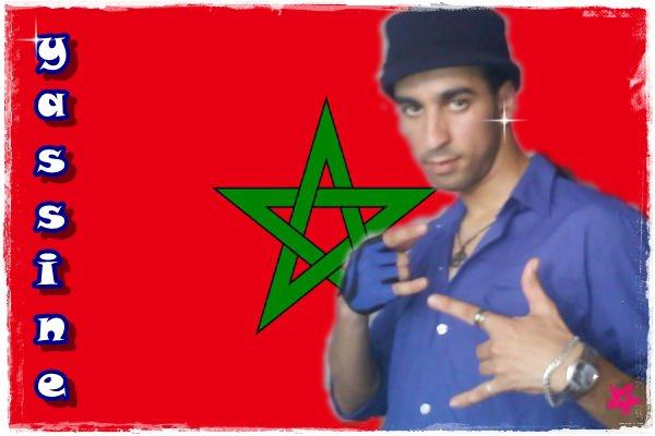 Yo Soy I Love Maroc