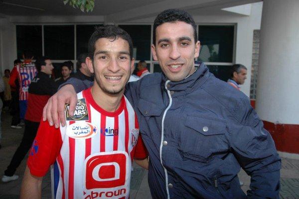 Yo Y Estrello de Club MoghRib AtlaTeco TetouaN Zaid Kruch