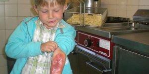 Règles de sécurité par rapport à l'utilisation d'une friteuse