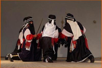 "Targui  "" TOUAREG"" Dance:"