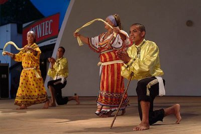 KABYLE DANCE :