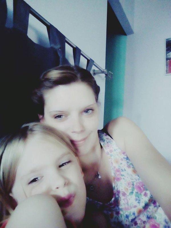 Ma fille ^^