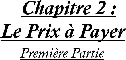 Esprit Rebelle : Chapitre 2 — Partie 1