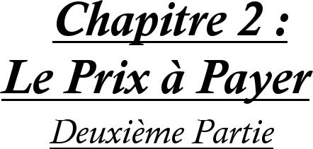 Esprit Rebelle : Chapitre 2 — Partie 2