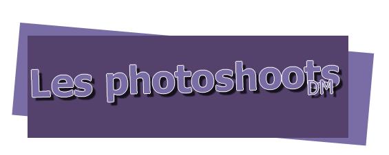spéciale photoshoot