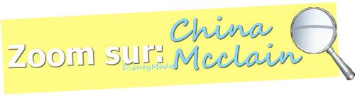 China Mcclain