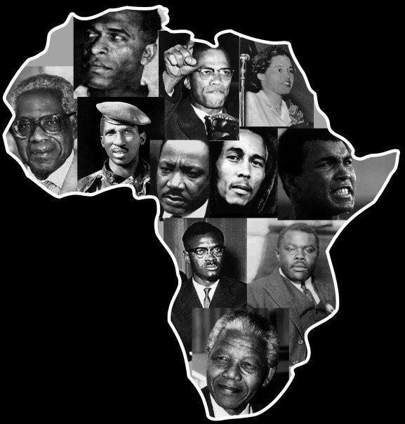 ils sont des hommes, des femmes ils on tout donné pr africa et toi?