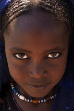 photo d'une fille de 10ans (tombouctou)