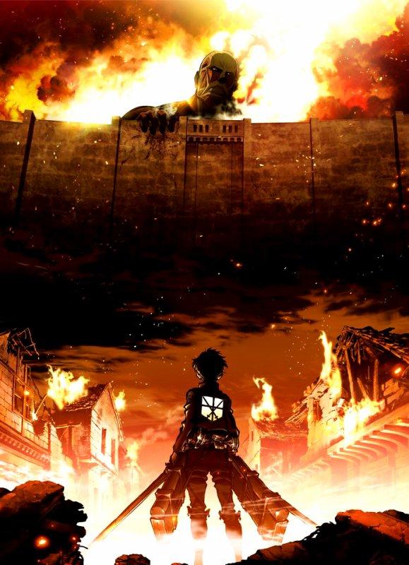 « J'exterminerai les titans, jusqu'au dernier. » Citation de Eren.