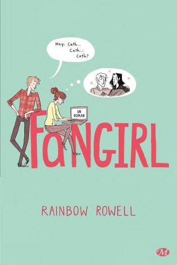 Fangirl, de Rainbow ROWELL