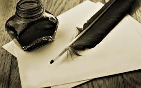 Ecrire ou ne pas écrire, telle est la question... (mon dieu que c'est nul comme titre...)