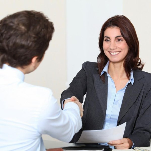 Entretien d'embauche et dénouement surprise