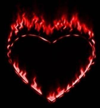 Brève amour en flamme