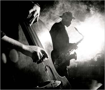 Film noir, jazz musique