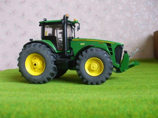 nouvelle miniature john deere ariver dans ma colect blog de elevage bovin. Black Bedroom Furniture Sets. Home Design Ideas