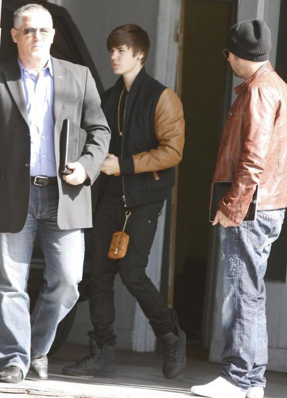 Justin Bieber : Believe, il travaille dur pour son nouvel album (photos)