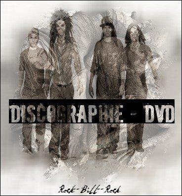 Article n°09   |    Tokio Hotel : Discographie - Filmographie    |   Tokio Hotel vu par Rock--Bill--RockPix/Design by me