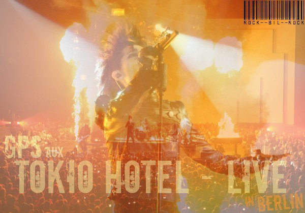Article n°06              |               Tokio Hotel : GPS               |               Tokio Hotel vu par Rock--Bill--RockPix/Design by me