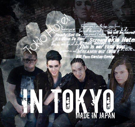 Article n°-- __   Spécial Tokio Hotel à Tokyo voyage n°2 !   - - - Tokio Hotel - - -   Rock--Bill--RockPix by Rock--Bill--Rock