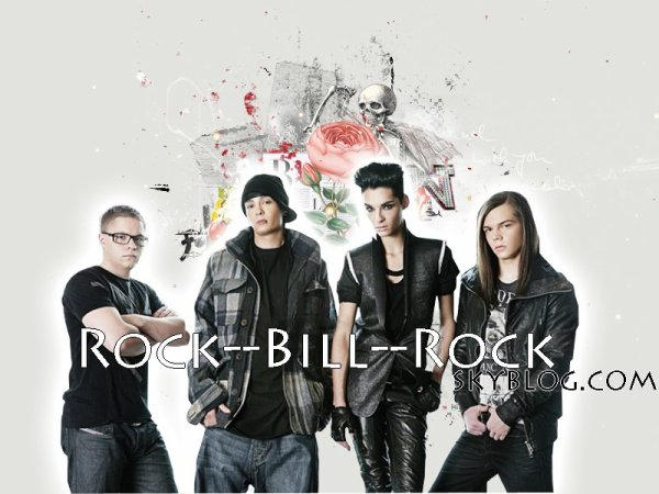 Article n°222            |               News n°181: Shoot , Rumeur , Info ...               |               Tokio Hotel vu par Rock--Bill--RockPix/design by me