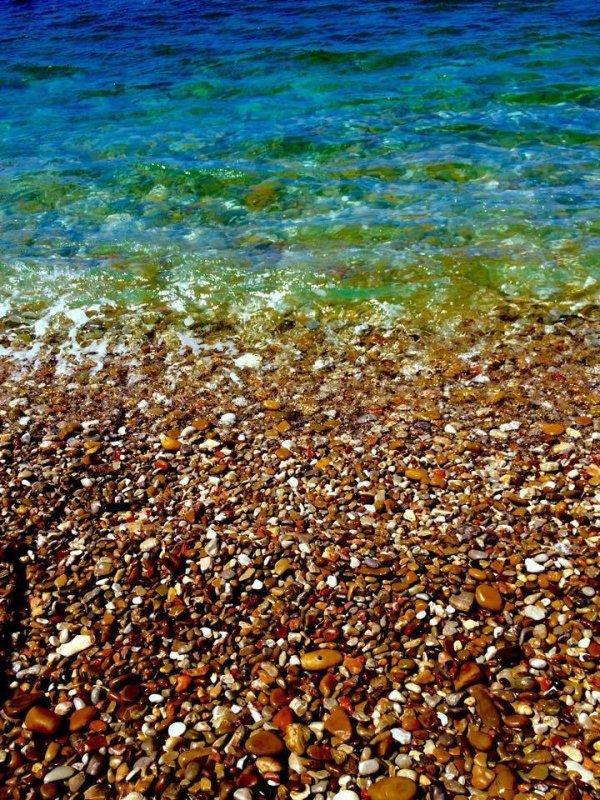 plage Al'hoceima Rif (Maroc)