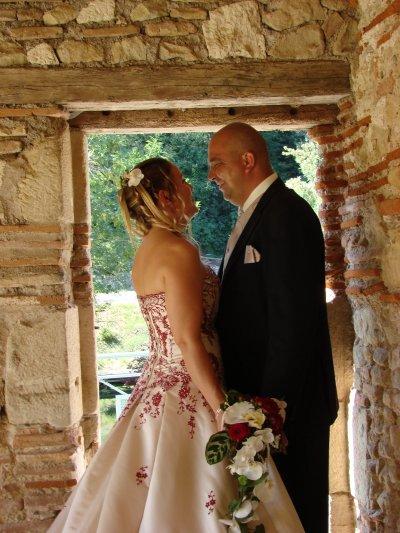 mariage Evelyne et Christophe