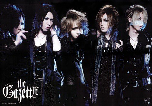 Fiction The GazettE : Chapitre 9