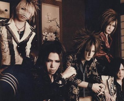 Fiction The GazettE : Chapitre 11