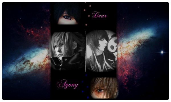 "Nouvelle fiction "" Dear Agony """