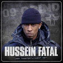 Hussein Fatal  des Outlawz