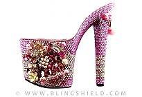 soyer sublime sexy e tendance blingbling  jusqu'au bout de pied!!!!!!!!!!!
