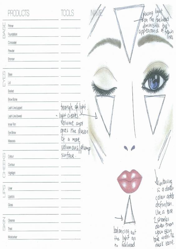 la femme au deux visages make up routine  et comment avoir un teint parfait