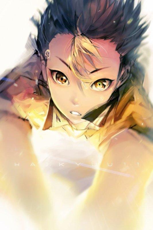 Fangirl moment n° 52 : Nishinoya Yuu