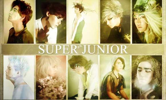 !! Nouveau song pour les Super Junior !!