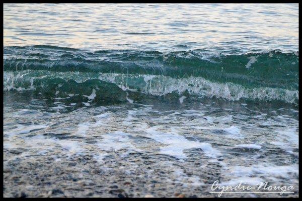 Quelques vagues..;