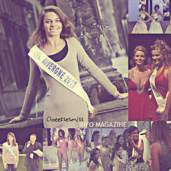 Miss Auvergne 2011, une grande réussite !