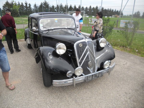 5722. citroen traction
