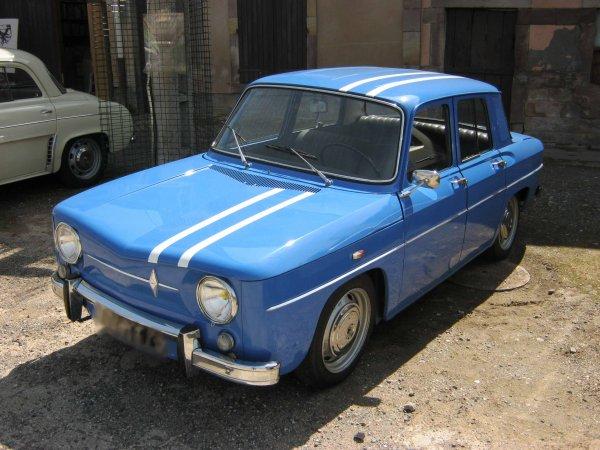 5742. renault 8 gordini