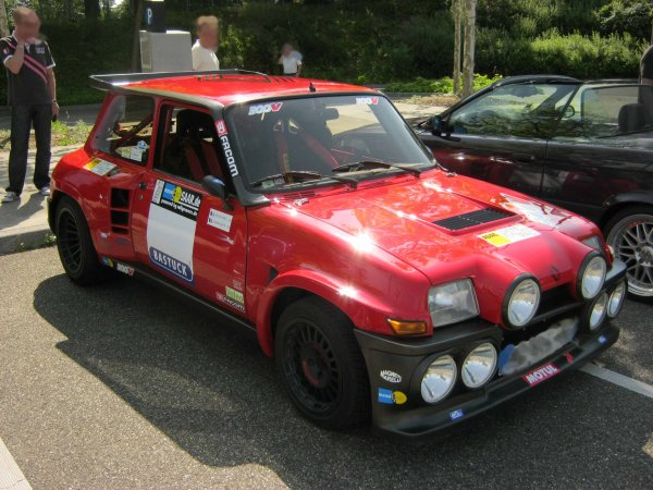 5770. renault 5 GT TURBO