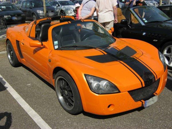 5773. opel speedster