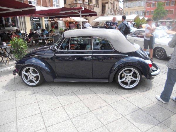 5807. vw coccinelle cabriolet