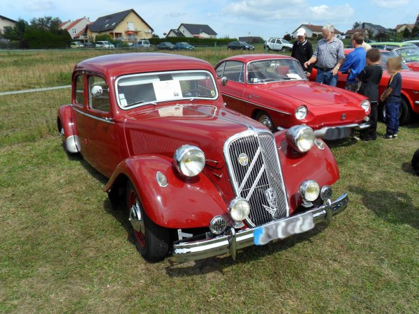 6070. citroen traction