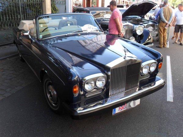 6088. rolls royce cabriolet